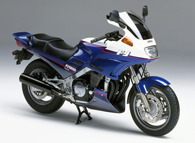 FJ 1200 A 1990-1991