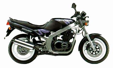GS500E '91-'95