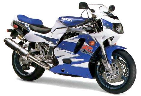 GSXR750W '94-'95