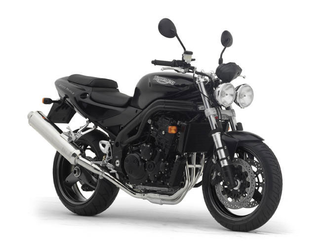 TRIUMPH SPEED TRIPLE 955i 2004-2008
