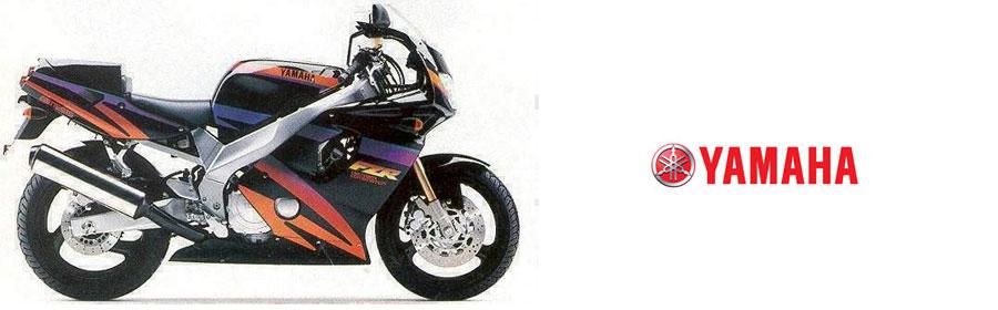 FZR 600 '95 4JH