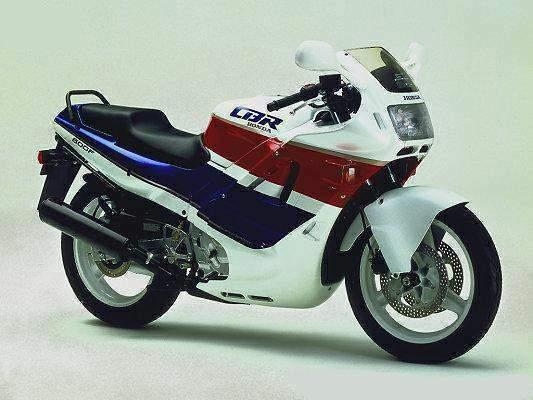 CBR 600 F '87-'89 PC19-PC23