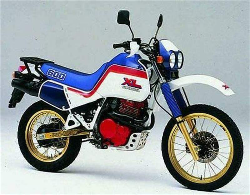 XL600 LM '85