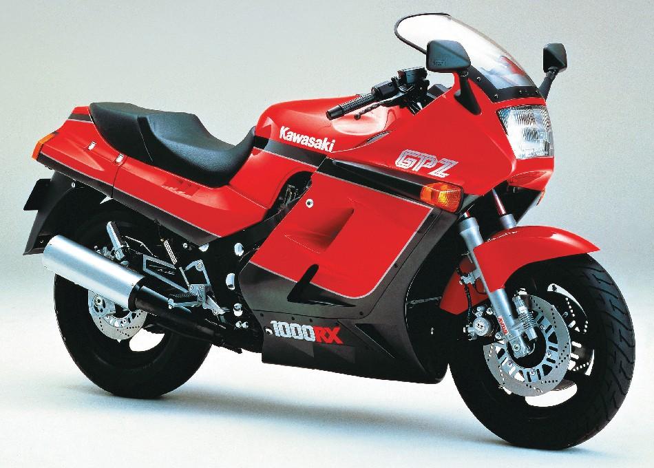 GPZ 1000 RX