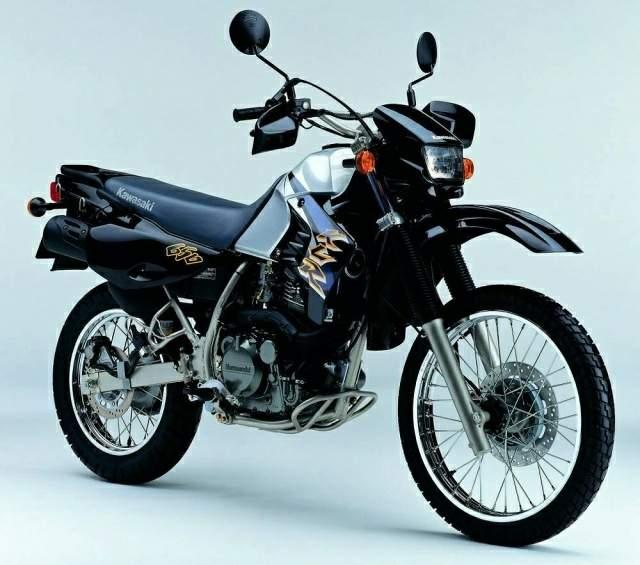 KLR 650 '95-'04 2nd Generation