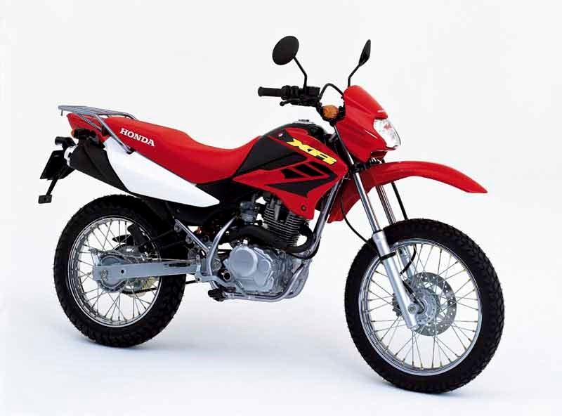 XR125 L