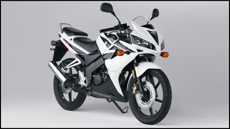 CBR125 '07-'10 (INJECTION MODEL)