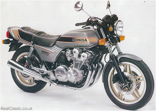 CB 900 F '83-'85 BOLD'OR