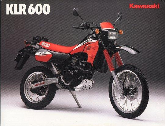 KLR 600