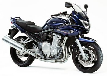 GSF1250 S ABS '08-'12