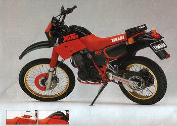 XT 600 '87-'98 2KF 2NF