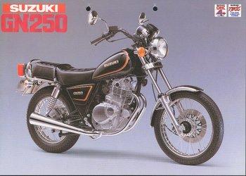 GN 250 1984/1985