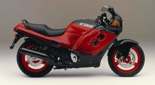 CBR1000F '89 SC21