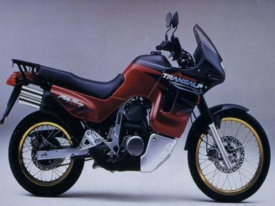 XLV600 TRANSALP '94-'96