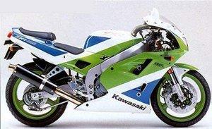 ZXR 400 L 1991-1998