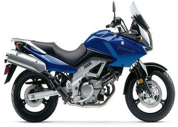 DL 650 VSTORM 2002-2005 MODEL