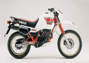 XT 600 TENERE 34L '84-'85