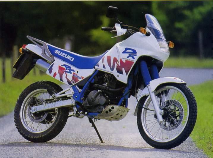 DR650RS-RSE