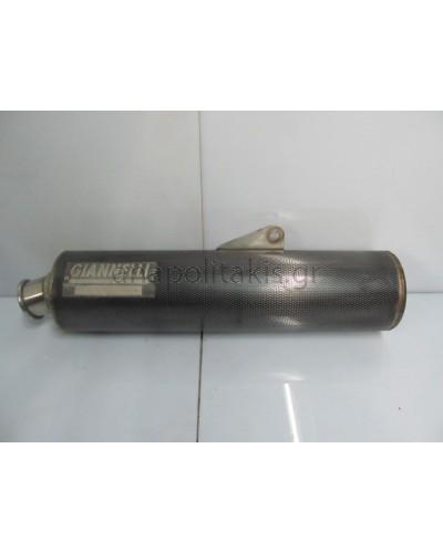 giannelli muffler cbr900rr