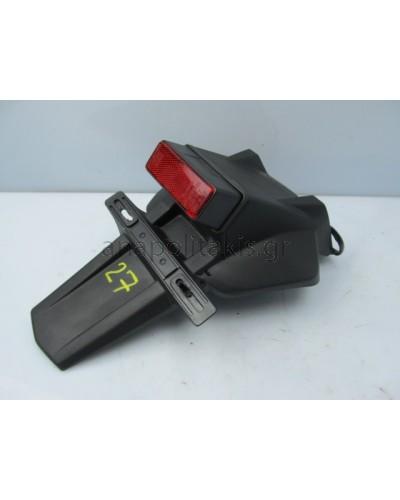 GSXR600K7 REAR FENDER