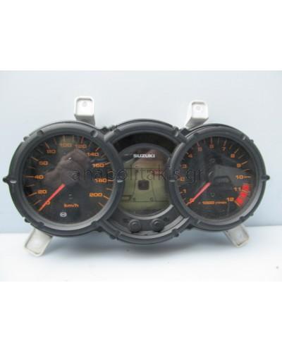 SUZUKI DL650 VSTORM INSTRUMENTS USED K8 ABS