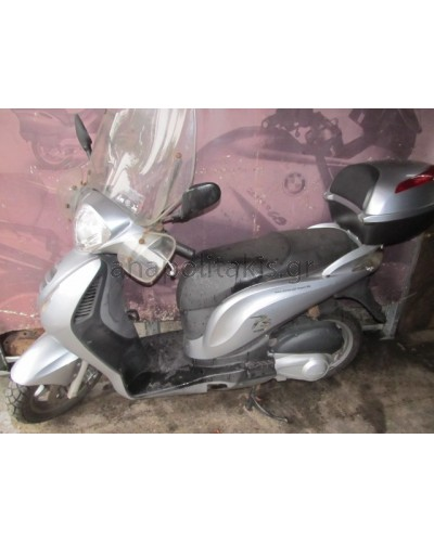 HONDA PES125 '09 COMPLETE SCOOTER
