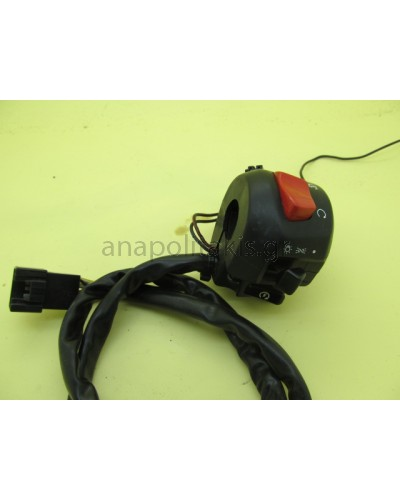 SUZUKI GSXR1300 HAYABUSA RIGHT SWITCH ASSY