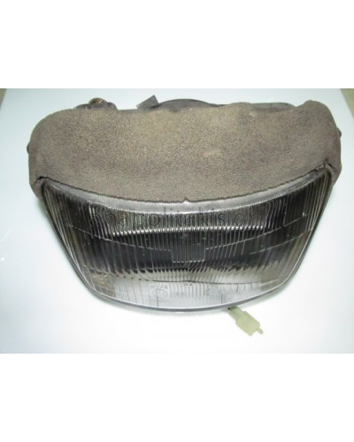 kle500 headlight