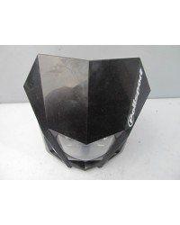 YAMAHA XT600 E 2KF 4PT 3TB HEADLIGHT MASK AFTER MARKET HEADLIGHT USED