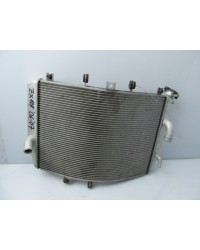 ZX10R '06-'07 RADIATOR GENUINE PART