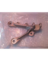 ZX636 '05 LEFT FOOT BRACKET