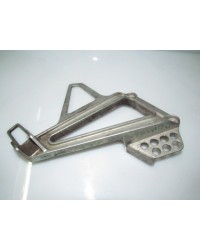 RIGHT FOOT BRACKET NX650