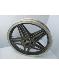 HONDA GL500 SILVERWING FRONT WHEEL USED