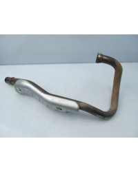 NX650 DOMINATOR LEFT MUFFLER PIPE