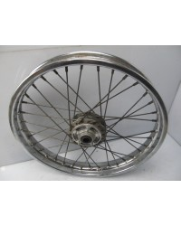 HONDA XR125L 2004 2005 FRONT WHEEL USED